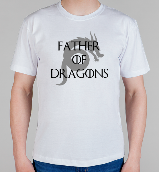 "Майка ""Father of dragons"""