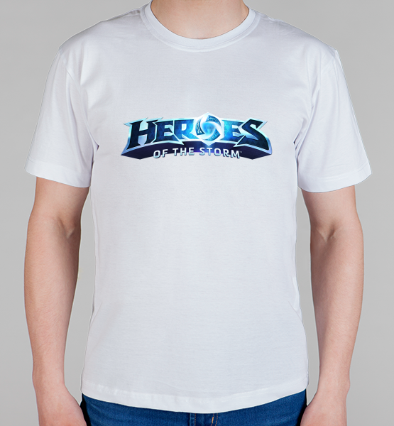 "Майка ""heroes of the storm"""