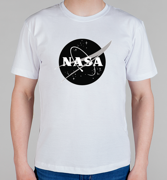 "Майка ""Nasa Black Edition"""