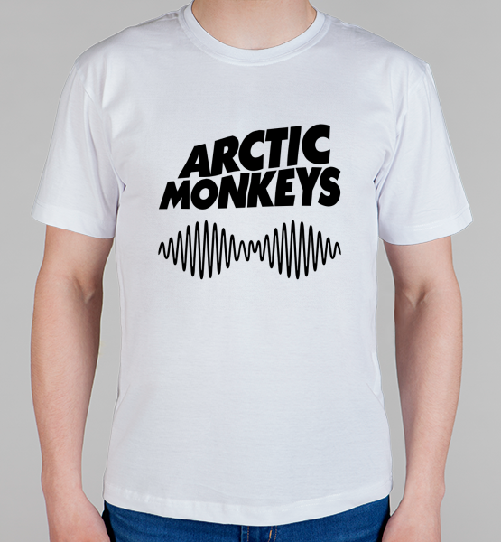 "Майка ""Arctic monkeys"""